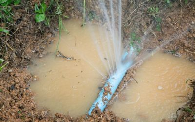 Pipe Bursts Can Still Cause Damage in the Summer