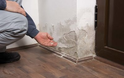 Why Water-Damaged Walls Aren't Easily Detected