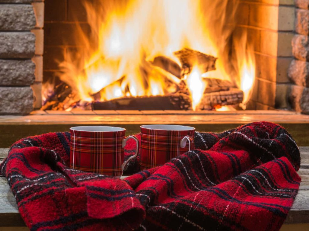Winter Fire Safety is important as home heating, like fireplaces, is the 2nd leading cause of fire and death in US homes.